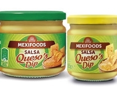 Salsa queso MEXIFOODS