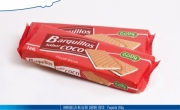 wafers coco 160g